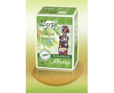 "100% cold-pressed apple juice - ""Bag&box"" 3L"