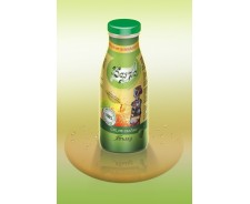 100% cold-pressed apple juice (with a mild sour off-favor) - 0,250 ml
