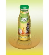 100% cold-pressed apple, pear and quince juice - 0,250 ml