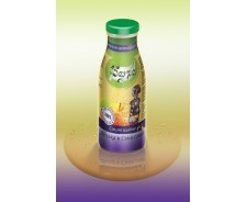 100% cold-pressed apple and plum juice - 0,250 ml