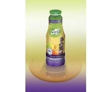 100% cold-pressed apple and plum juice - 1L