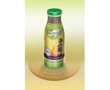 100% cold-pressed apple and grape juice - 0,250 ml