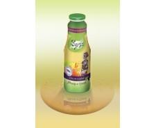 100% cold-pressed apple and grape juice - 1L
